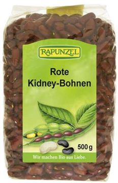 Picture of Kidney Bohnen, Rapunzel, 500g