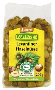 Picture of Levantiner Haselnüsse, Rapunzel, 200g