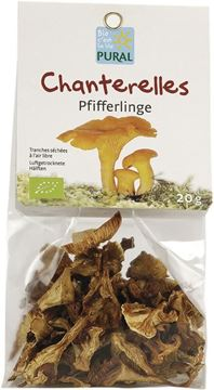 Picture of Pfifferlinge getrocknet, Pural, 20g