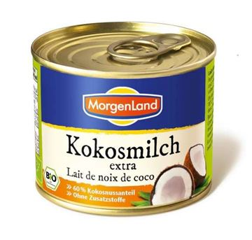 Picture of Kokosmilch extra, Morgenland, 200ml