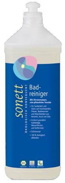 Picture of Badreiniger, Sonett, 1l