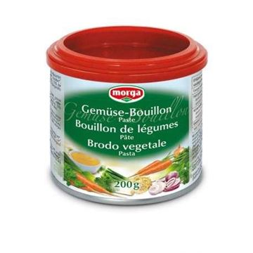 Picture of Gemüse-Bouillon Paste,  Morga, 200g