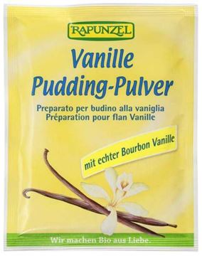 Picture of Vanille-Pudding-Pulver, Rapunzel, 40g