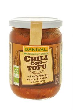Picture of Chili con Tofu, Danival, 525g