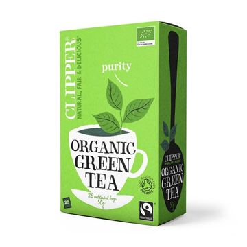 Picture of Green Tea, Clipper, 25Btl