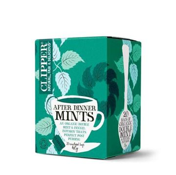 Bild von After dinner mints Tee, Clipper, 20Btl
