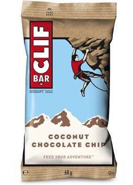 Bild von Coconut Chocolate Chip, Clif Bar, 68g