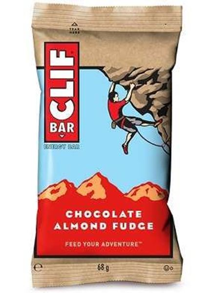 Picture of Chocolate Almond Fudge, Clif Bar, 68g