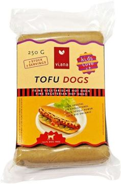 Picture of Tofu Dogs, Viana, 250g