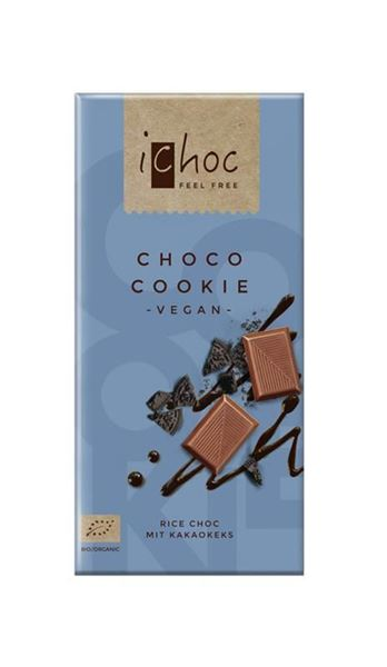 Picture of Choco Cookie, iChoc, 80g