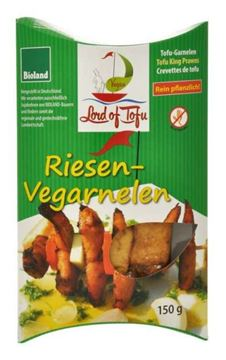 Bild von Tofu-Shrimps Veganelen, Lord of Tofu, 150g