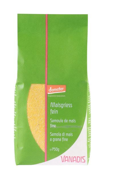 Picture of Maisgriess fein, Vanadis, 750g