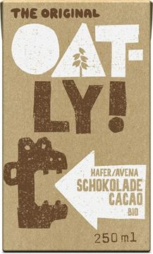 Picture of Hafer Schokolade Cacao, Oatly, 250ml LIEBERBAR AB ENDE SEPTEMBER 2018