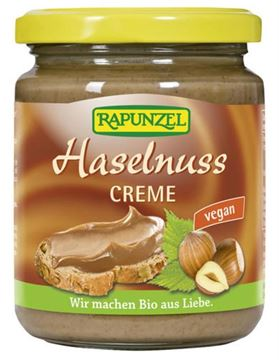 Picture of Haselnuss Creme, Rapunzel, 250g