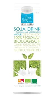 Picture of Soja Drink Calcium, Hofgut Storzeln, 1l