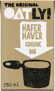 Picture of Hafer Cuisine, Oatly, 250ml