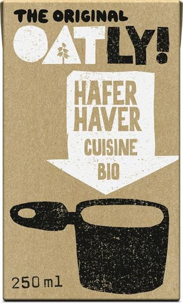 Picture of Hafer Cuisine, Oatly, 250ml NICHT LIEFERBAR