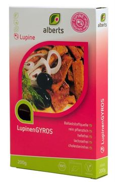 Picture of Lupinen Gyros, Alberts, 200g