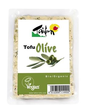 Picture of Tofu Olive, Taifun, 200g