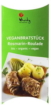 Picture of Vegane Rosmarin-Roulade, Wheaty, 175g
