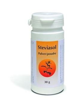 Picture of Stevia Pulver, Steviasol, Dose 30g