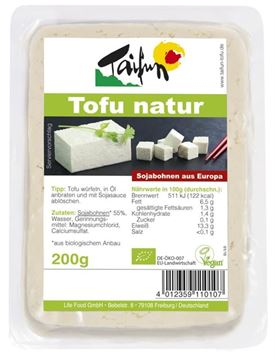 Picture of Tofu natur, Taifun, 200g