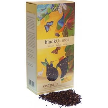 Picture of Black Quinoa, Swipala, 350g