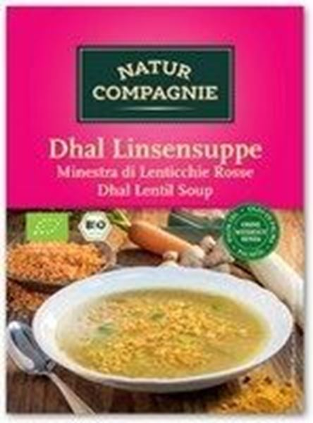 Picture of Dhal Linsensuppe, Natur Compagnie, 60g