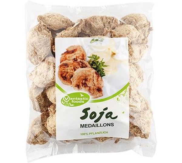 Picture of Soja Medaillons, Vantastic Foods, 200g