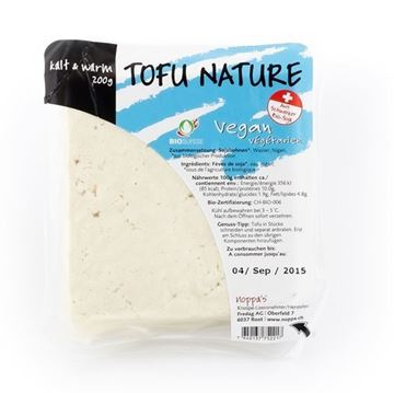 Picture of Tofu Nature, Noppa's, 200g