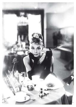 Picture of Audrey Hepburn, 1Stk.
