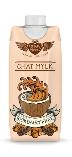 Picture of Chai Mylk, Rebel Kitchen, 330ml