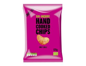Picture of Handcooked Chips Sweet Chili, Trafo, 125g