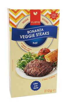 Picture of Bonanza Veggie Steaks, Viana, 210g
