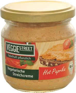 Picture of Hot Paprika Streichcreme,  180g