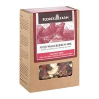 Picture of Goji-Maulbeeren-Mix, Flores Farm, 100g
