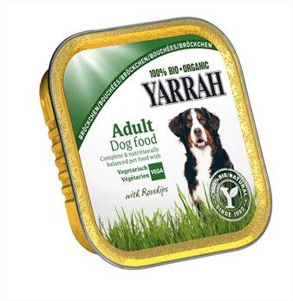 Picture of Adult Dog Food Vegetarisch, Yarrah, 150g