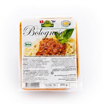 Picture of Soya Bolognese, Soyana, 200g