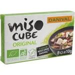 Picture of Miso Cube, Danival, 80g