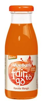 Picture of Fair to go Karotte & Mango, Voelkel, 250ml
