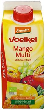 Picture of Mango Multi Saft, Voelkel, 75cl