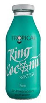Bild von King Coconut Pure, Tropicai, 350ml
