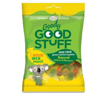 Bild von Sour Mix Match, Goody Good Stuff, 150g