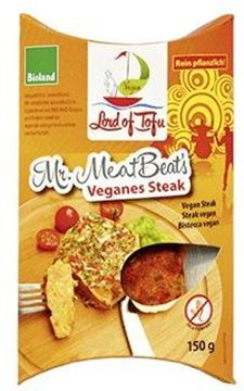 Bild von Mr. Meat Beats Veganes Steak, Lord of Tofu, 150g