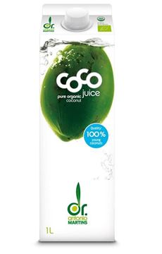 Picture of Coco Juice BIO, Dr. Antonio Martins, 1l