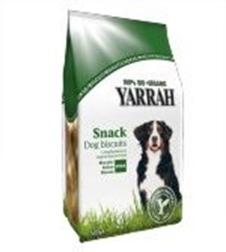 Picture of Snack Dog Biscuits, Yarrah, 500g