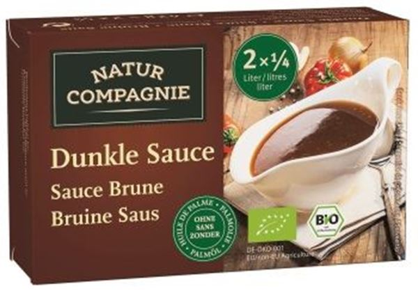 Picture of Dunkle Sauce, Natur Compagnie, 42g