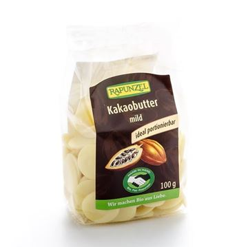Picture of Kakaobutter, Rapunzel, 100g