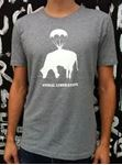 Picture of T-Shirt Gr. L, Animal Liberation Herren Grau, tier-im-fokus.ch