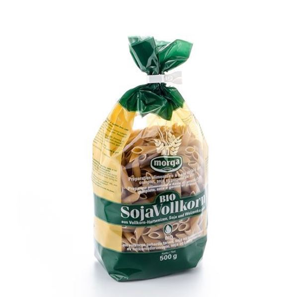 Picture of Penne Soja BIO, Morga, 500g